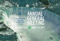 Co-operative Housing Federation of Canada Annual General Meeting